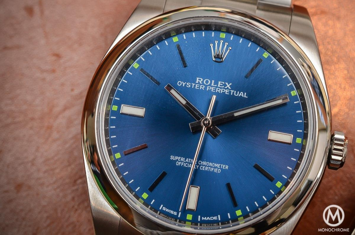 2015 Rolex Oyster Perpetual 39mm - 3
