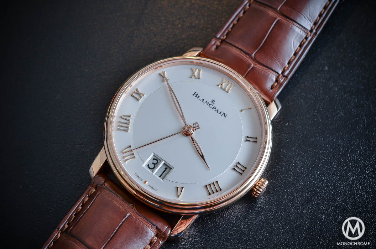 Blancpain Villeret Grand Date - 1