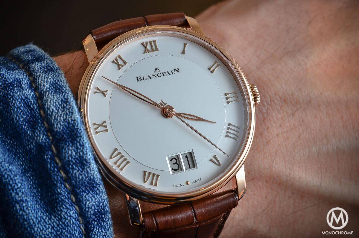 Blancpain Villeret Grand Date - 3