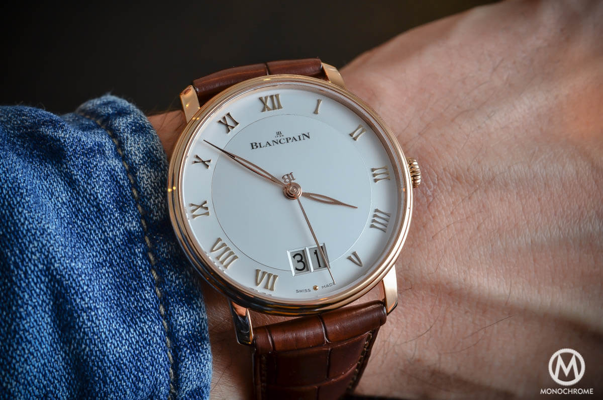Blancpain Villeret Grand Date - 4