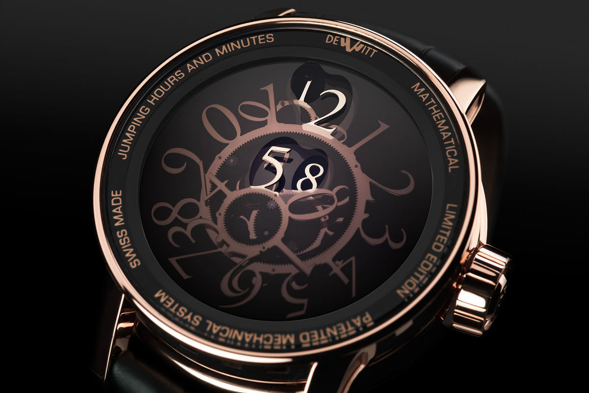 DeWitt Academia Mathematical Concept Watch No. 4 - 2