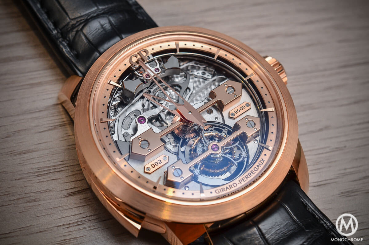 Girard-Perregaux Minute Repeater Tourbillon with Gold Bridges - 3