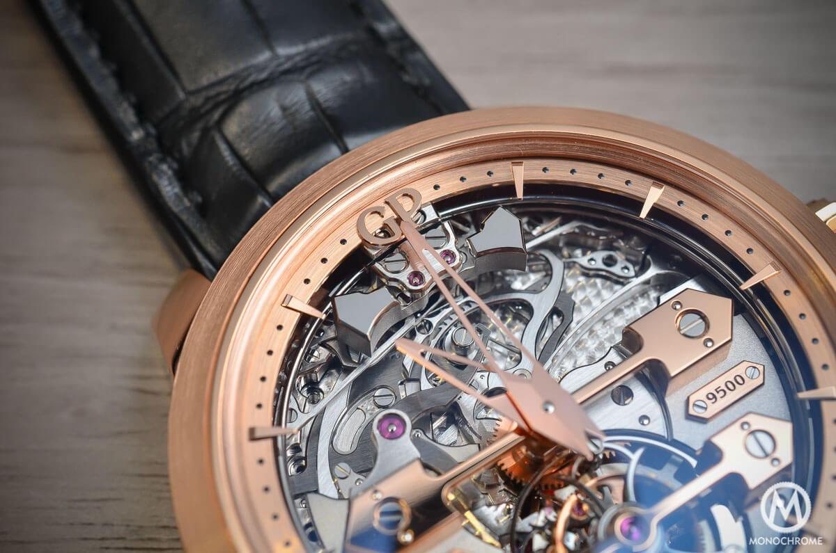 Girard-Perregaux Minute Repeater Tourbillon with Gold Bridges - 6