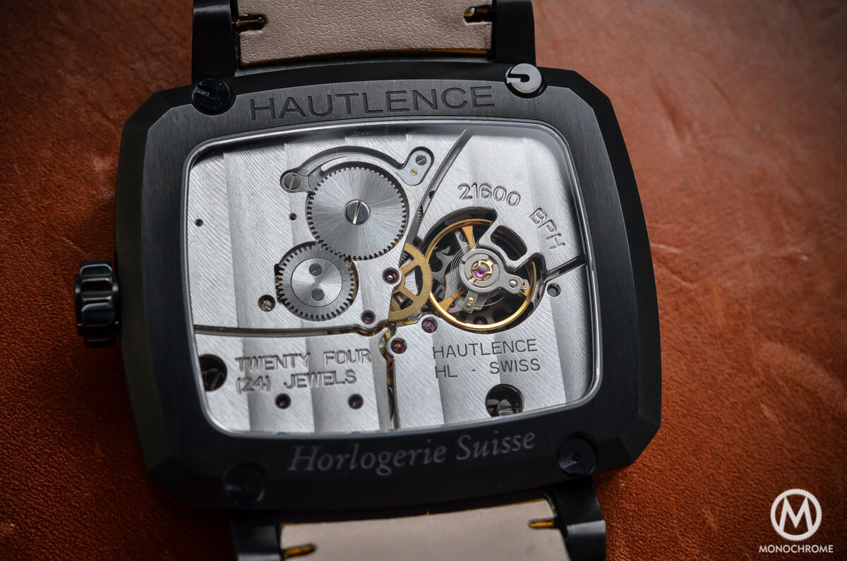 Hautlence HL Black Ceramic - 4