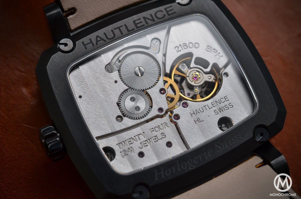 Hautlence HL Black Ceramic - 5