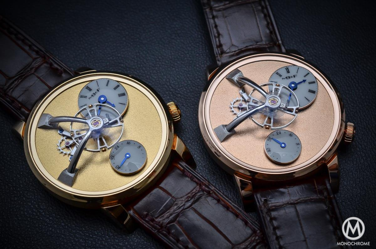 MB&F LM 101 Frost - 10