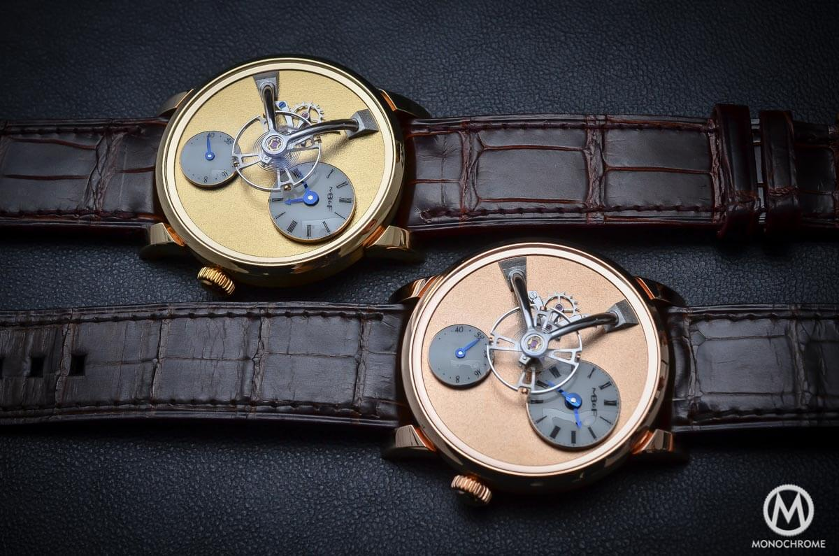 MB&F LM 101 Frost - 11