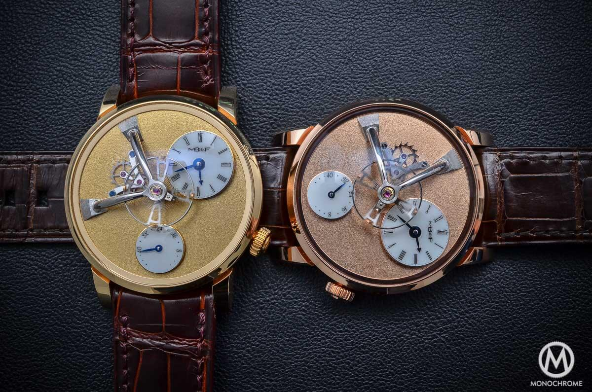 MB&F LM 101 Frost - 12