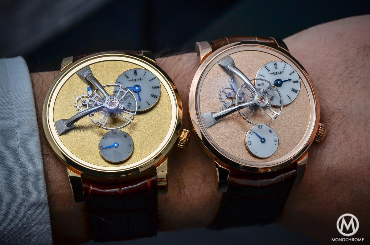 MB&F LM 101 Frost - 14