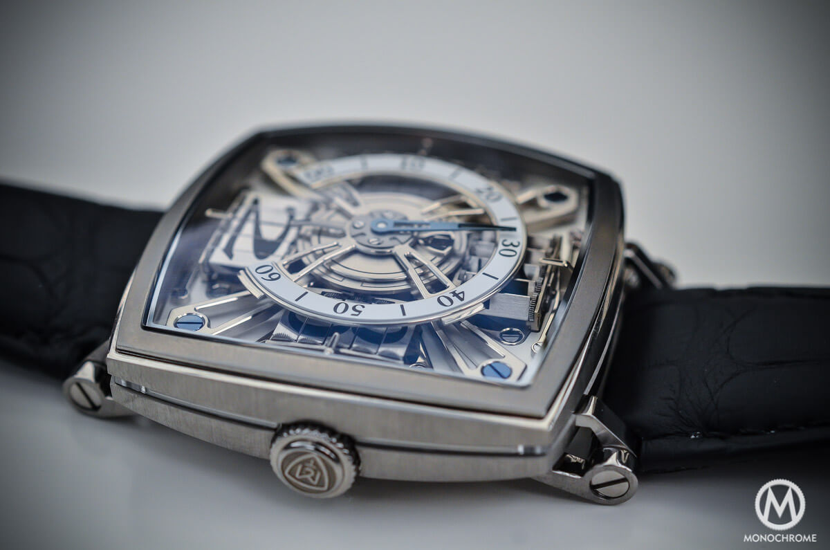 MCT Sequential One S110 Baselworld 2015 - 10
