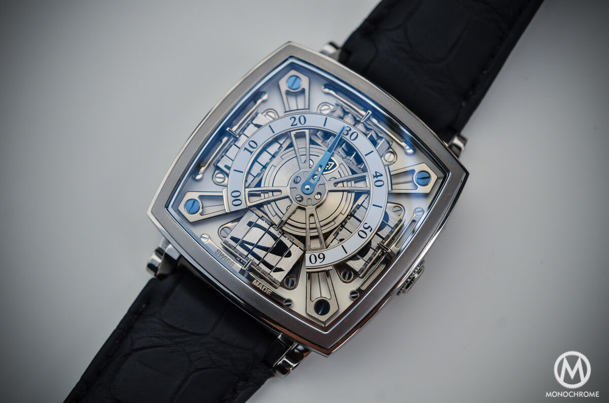 MCT Sequential One S110 Baselworld 2015 - 11