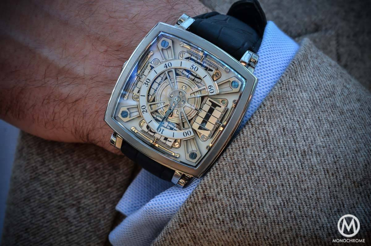 MCT Sequential One S110 Baselworld 2015 - 2