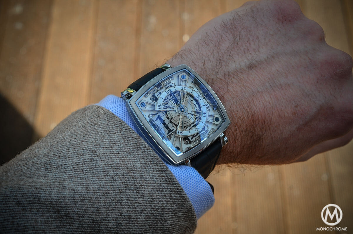 MCT Sequential One S110 Baselworld 2015 - 4