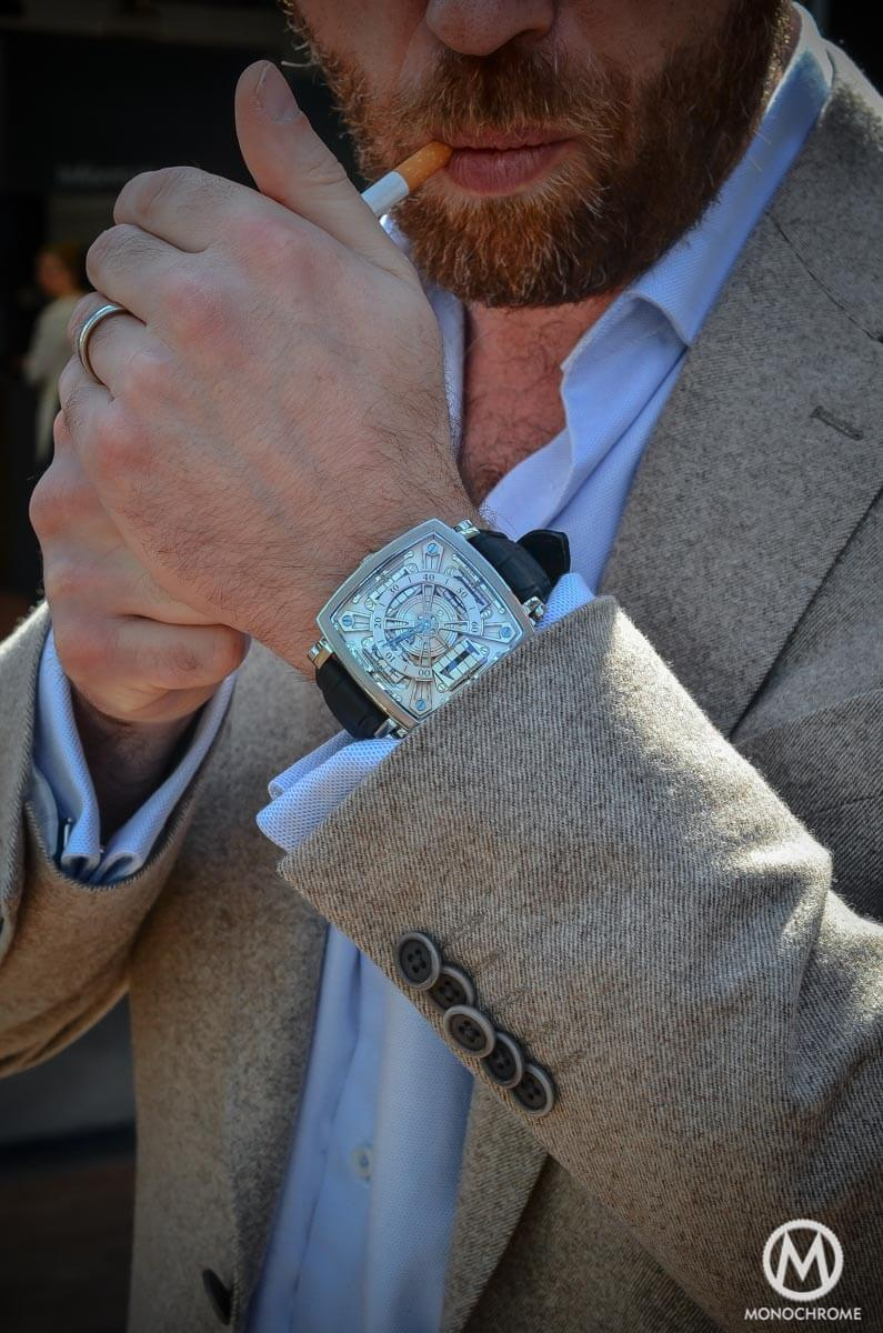 MCT Sequential One S110 Baselworld 2015 - 5