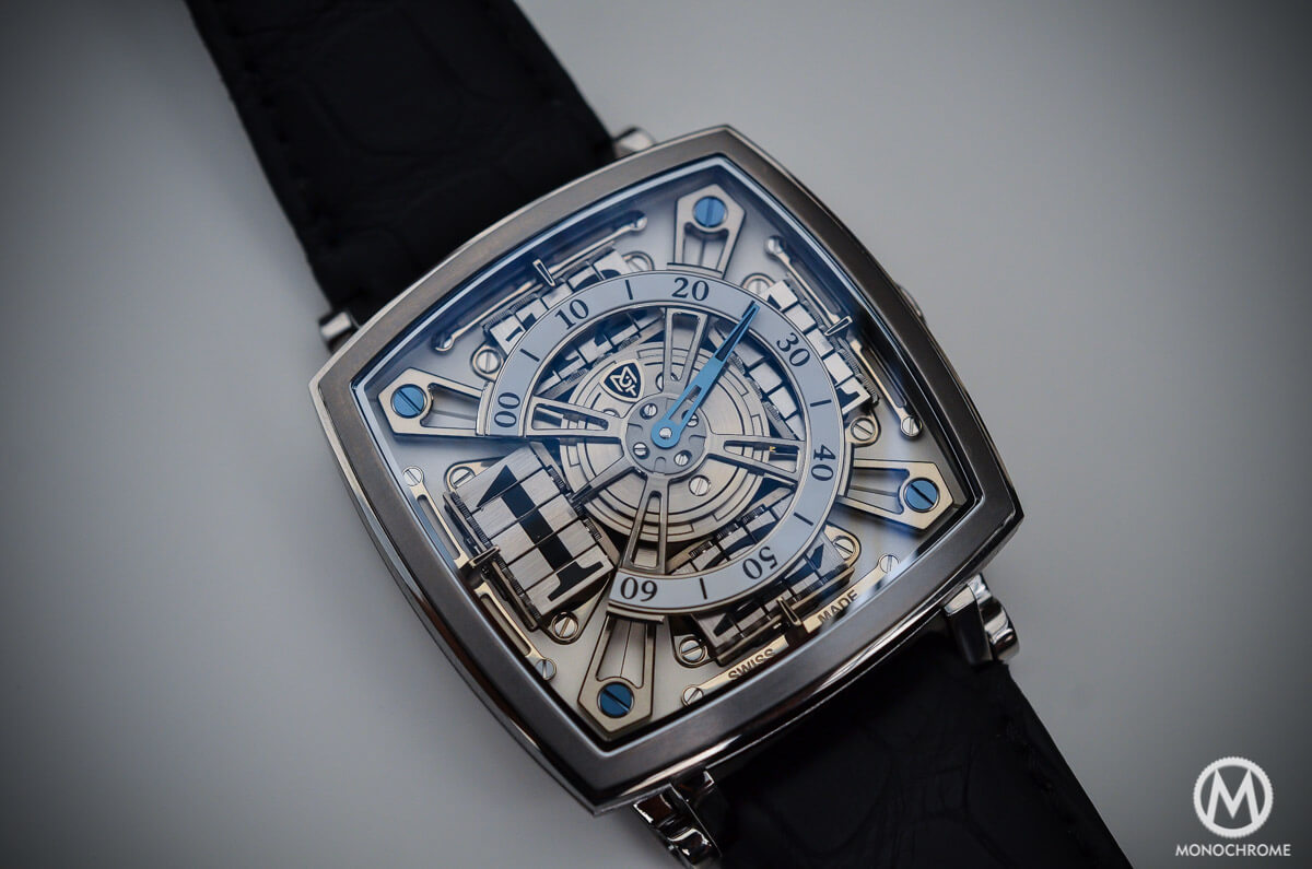 MCT Sequential One S110 Baselworld 2015 - 6