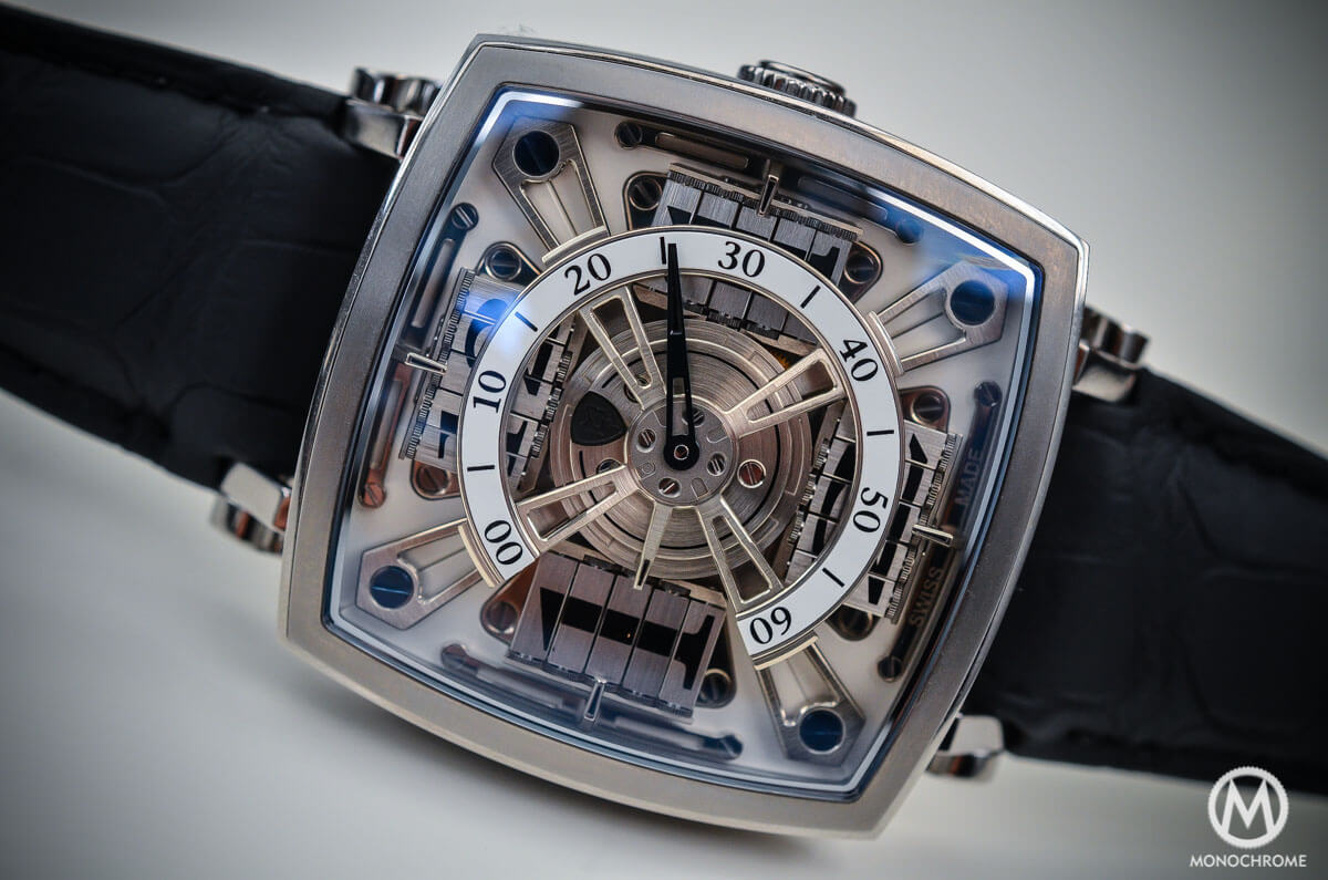 MCT Sequential One S110 Baselworld 2015 - 7