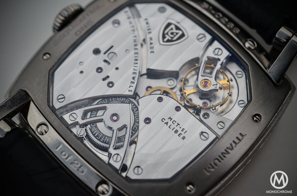 MCT Sequential One S110 Baselworld 2015 - 9