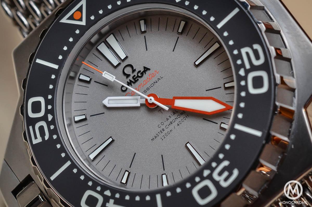 Omega Seamaster Ploprof 1200m Co-Axial Master Chronometer Titanium - 2