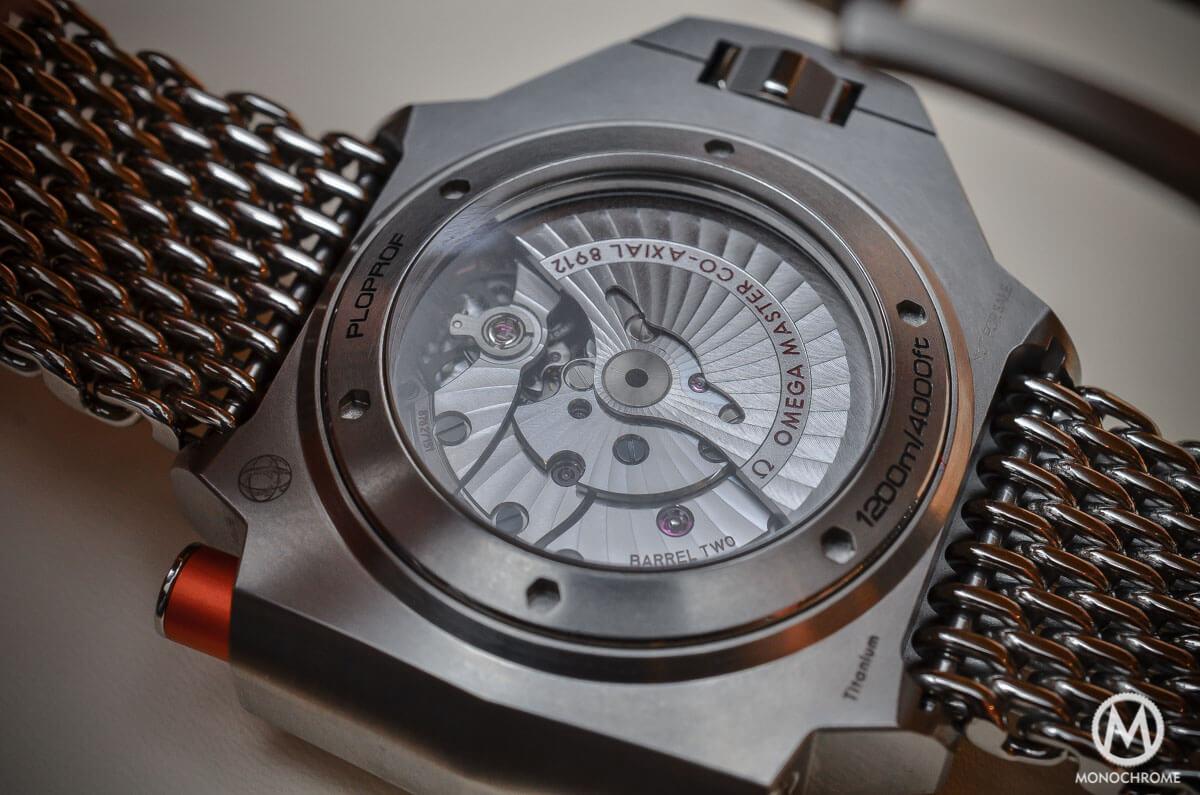 Omega Seamaster Ploprof 1200m Co-Axial Master Chronometer Titanium - 3