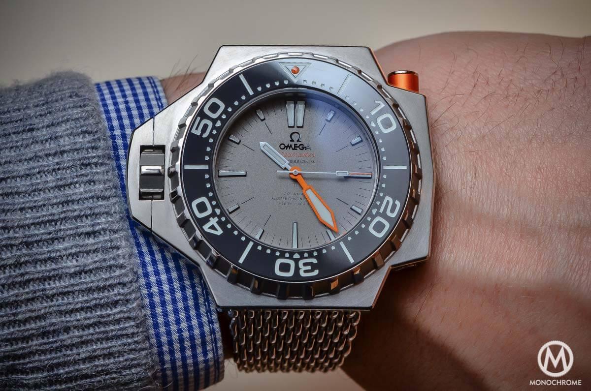 Omega Seamaster Ploprof 1200m Co-Axial Master Chronometer Titanium - 6