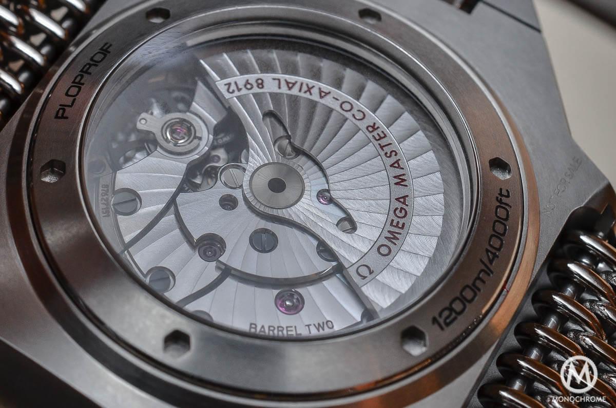 Omega Seamaster Ploprof 1200m Co-Axial Master Chronometer Titanium - 7