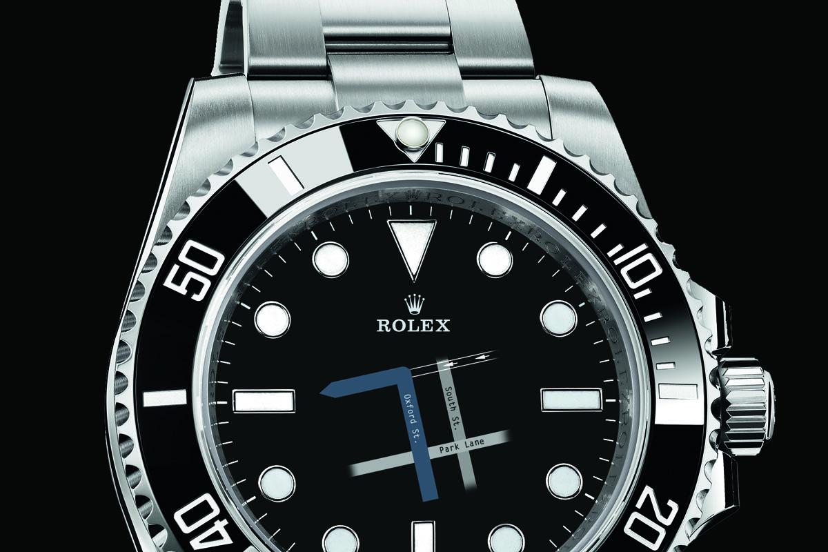 Rolex Submariner SmartWatch 2