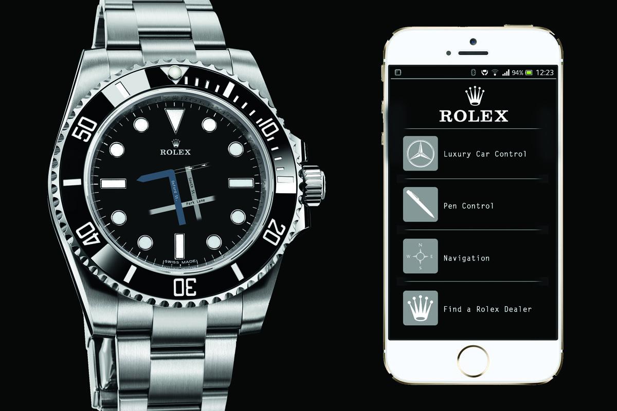 Rolex Submariner SmartWatch 3