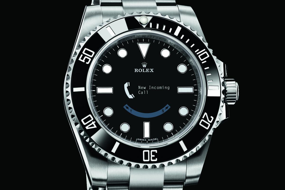 Rolex Submariner SmartWatch