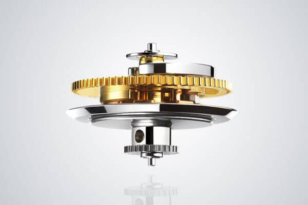 Rolex Vertical Clutch