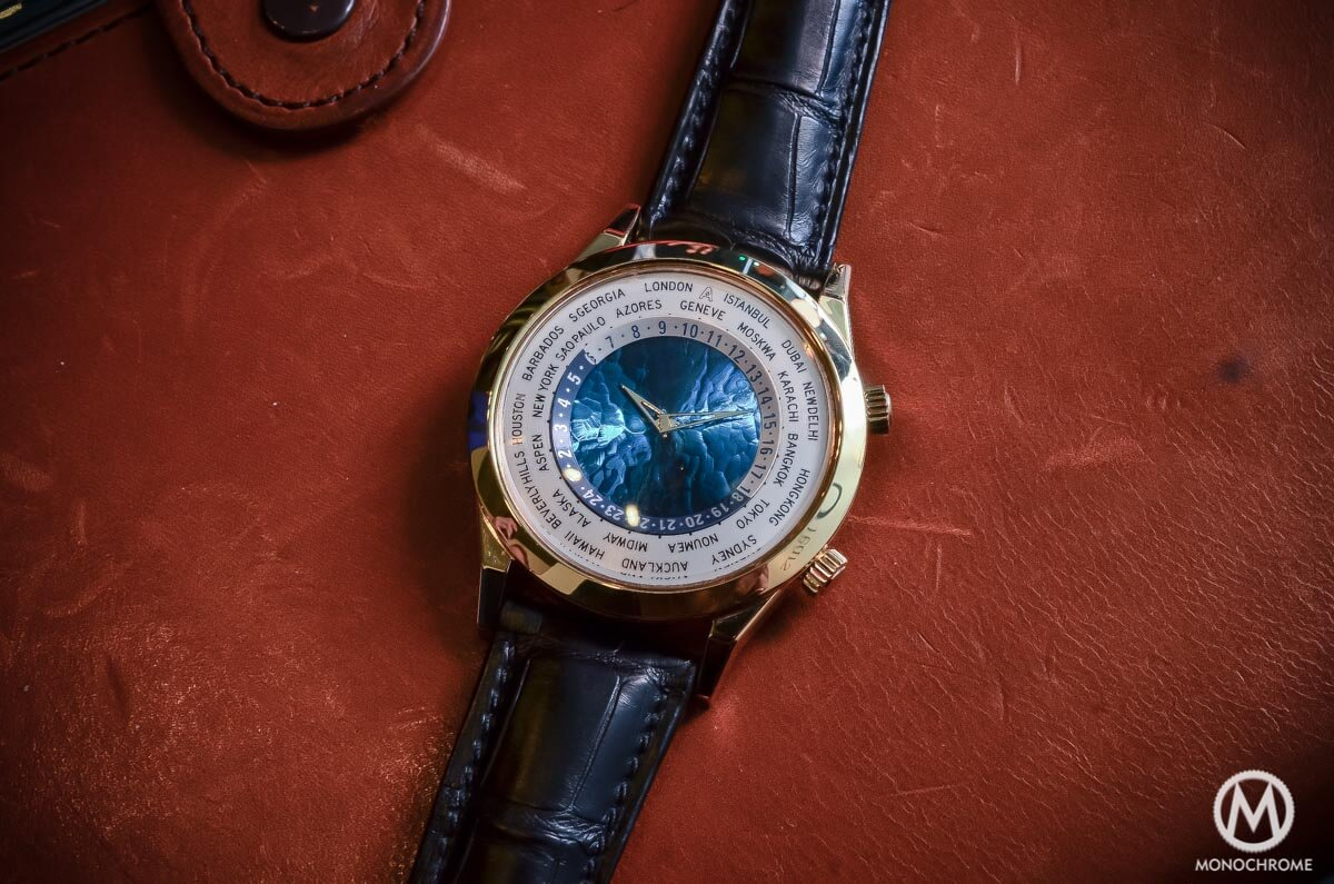 4c0c07d937e Andersen Geneve Tempus Terrae – a special edition to commemorate Louis  Cot... Patek Philippe ref.5004T Only Watch 2013