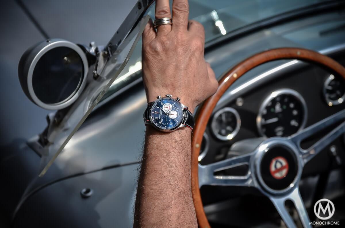 Baume et Mercier Capeland Shelby Cobra - 9
