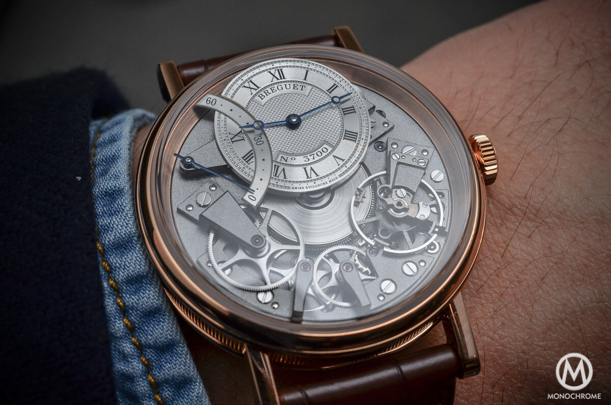 Breguet Tradition Automatique Seconde Retrograde 7097 - 1