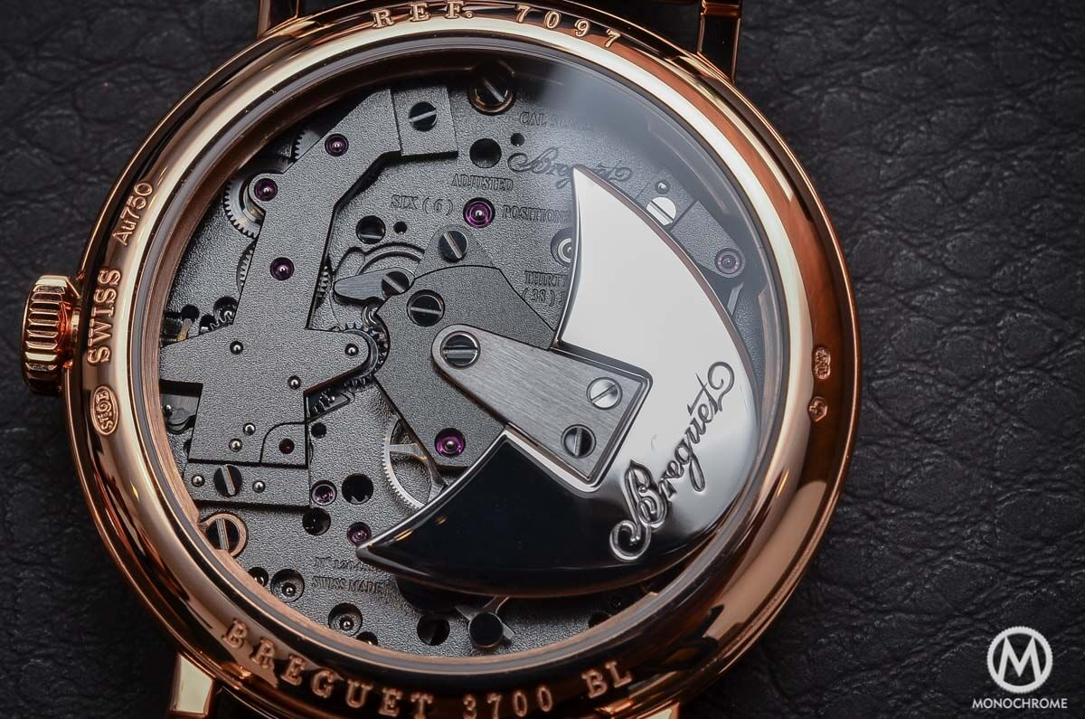 Breguet Tradition Automatique Seconde Retrograde 7097 - 4