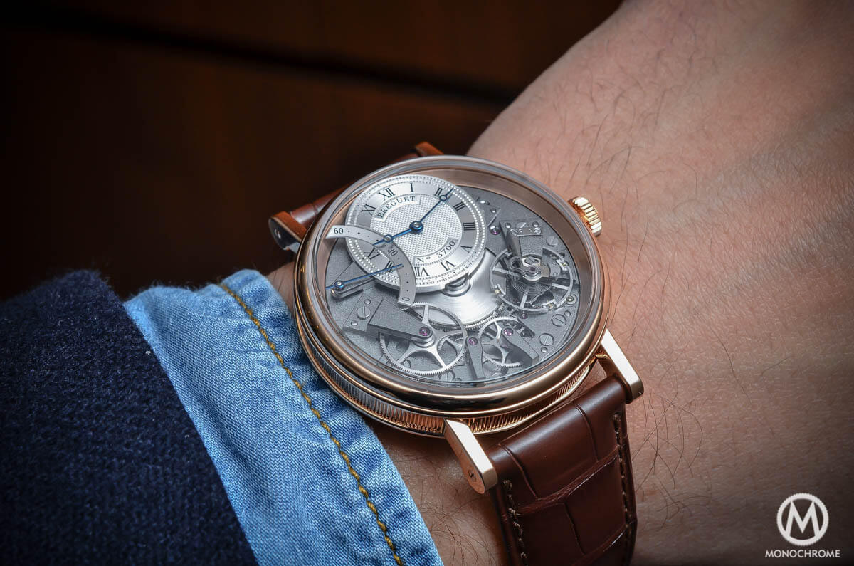 Breguet Tradition Automatique Seconde Retrograde 7097 - 5