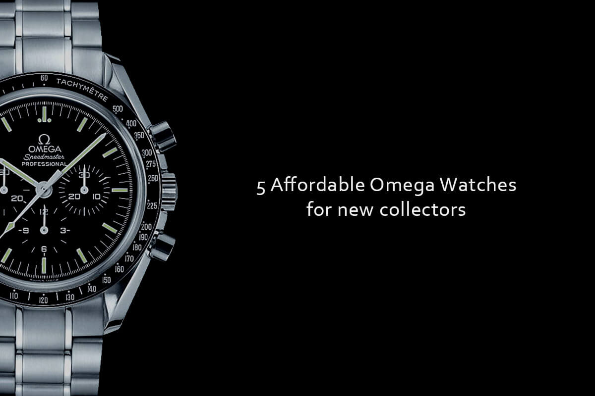 46df0d639 Buying Guide  5 Affordable Omega Watches for New Collectors – WatchTime  Wednes... TAG Heuer ...