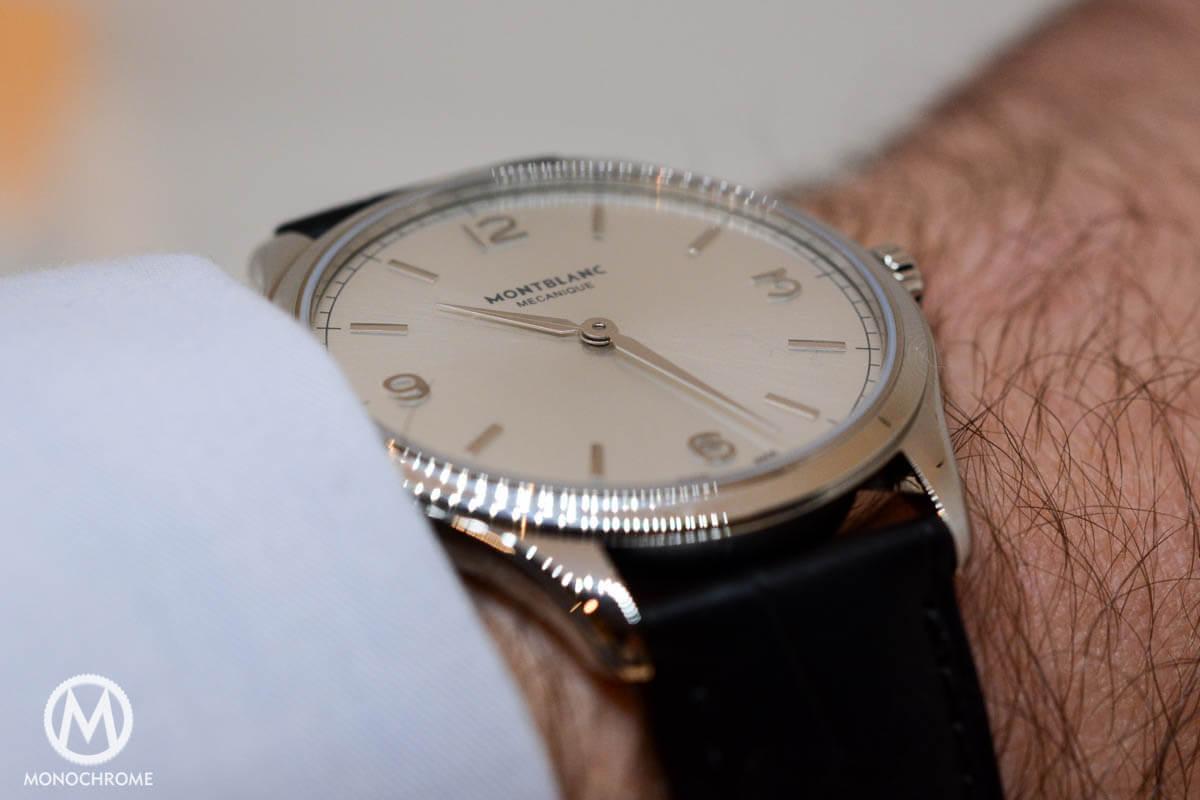 Montblanc Heritage Chronometrie Ultra-Slim