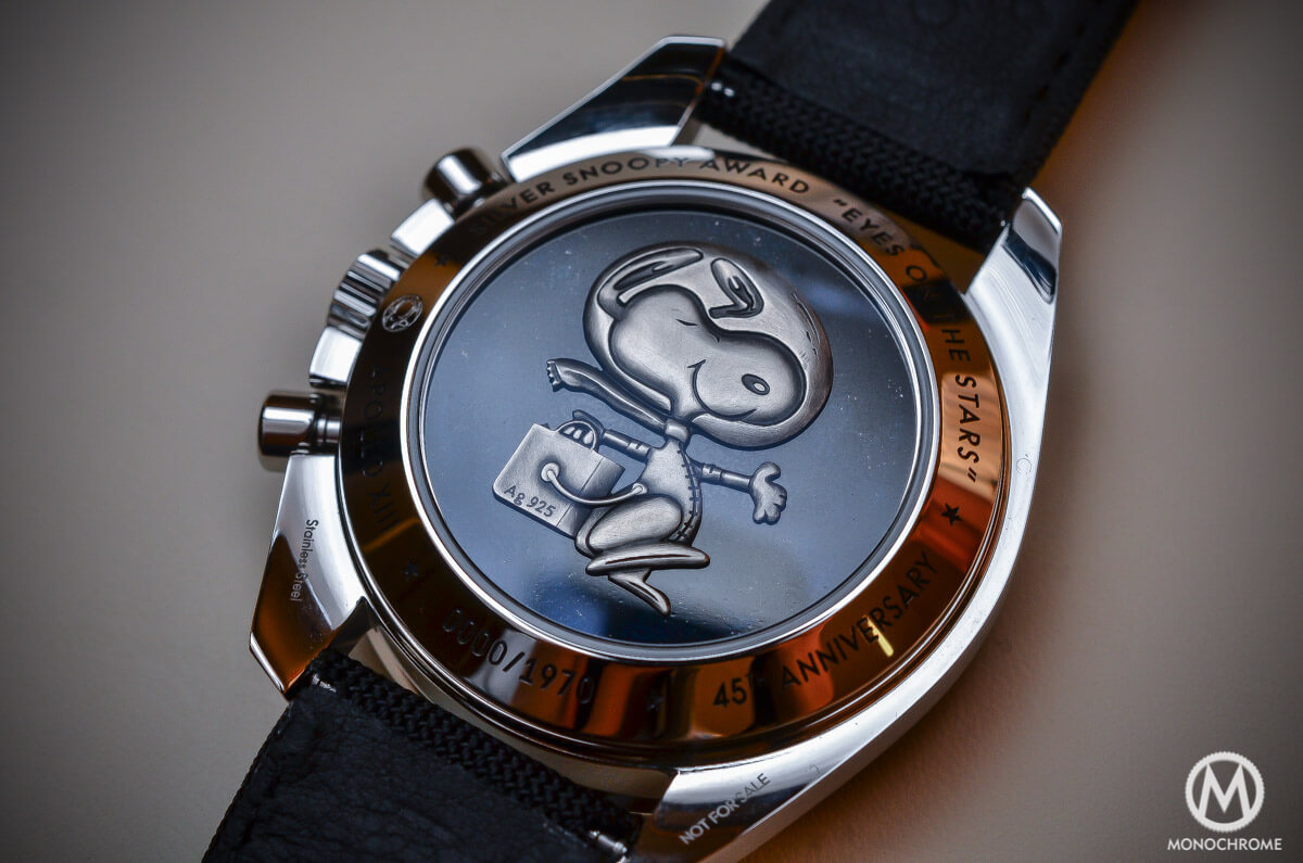 Omega Speedmaster Snoopy Award 2015 - 11