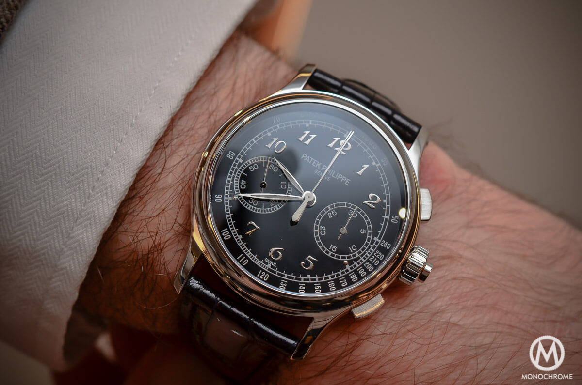 Patek Philippe Ref 5370 Split-Seconds Chronograph -  1