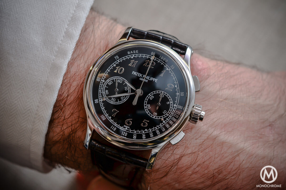 Patek Philippe Ref 5370 Split-Seconds Chronograph -  2