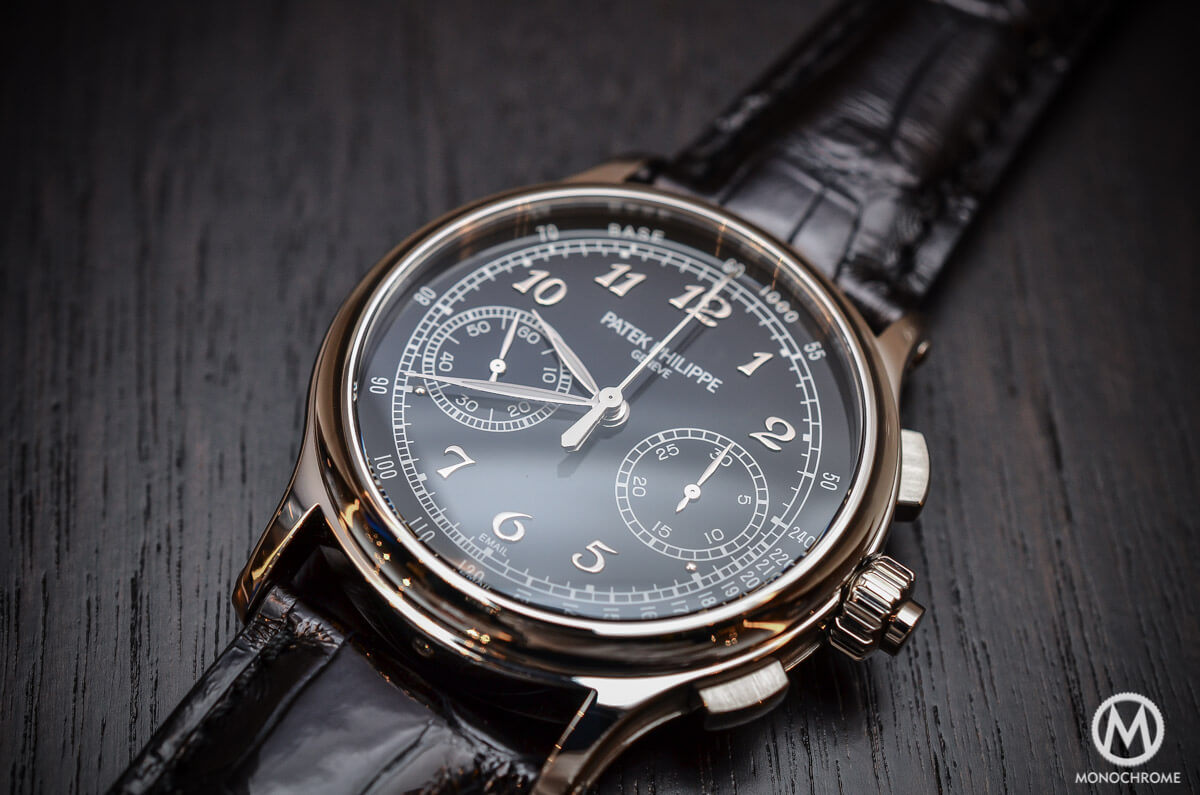 Patek Philippe Ref 5370 Split-Seconds Chronograph -  4