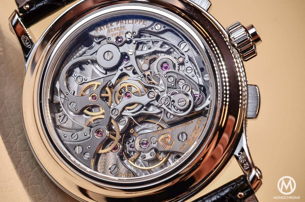 Patek Philippe Ref 5370 Split-Seconds Chronograph -  5