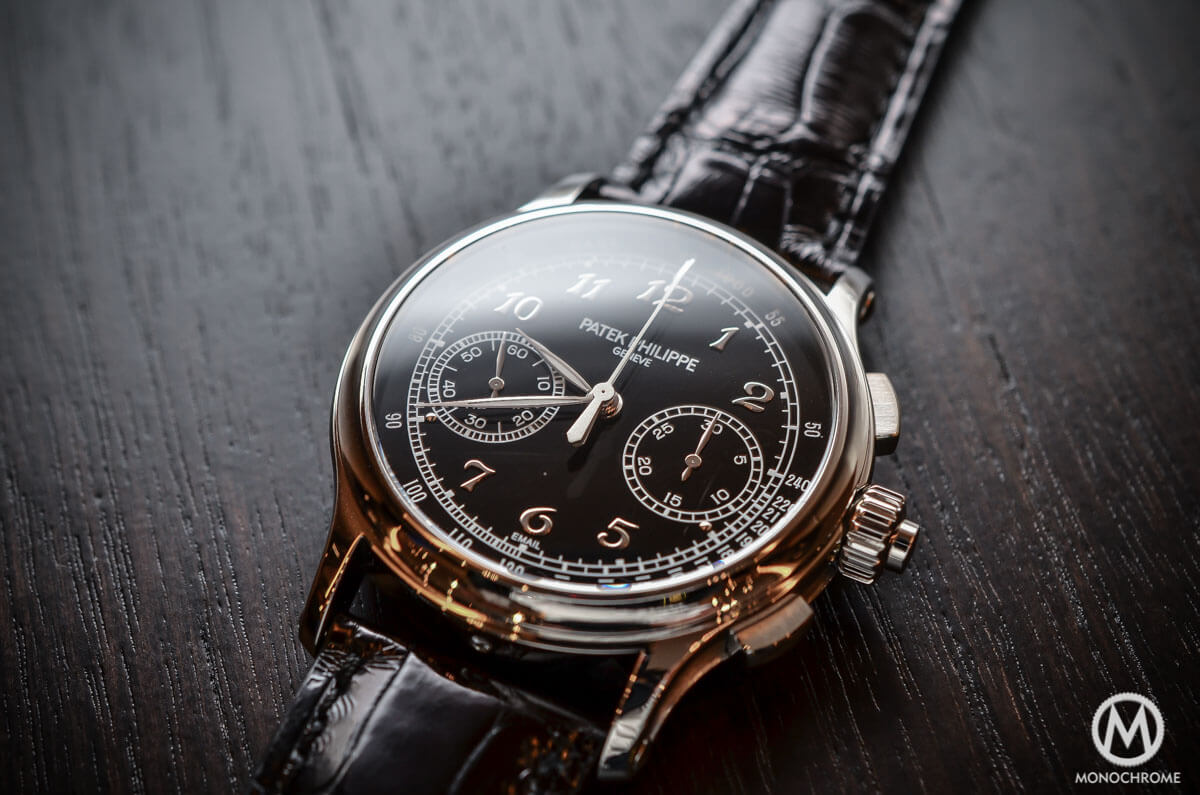 Back to basics  the Patek Philippe Ref 5370 Split-Seconds Chronograph – RE. 3063114934