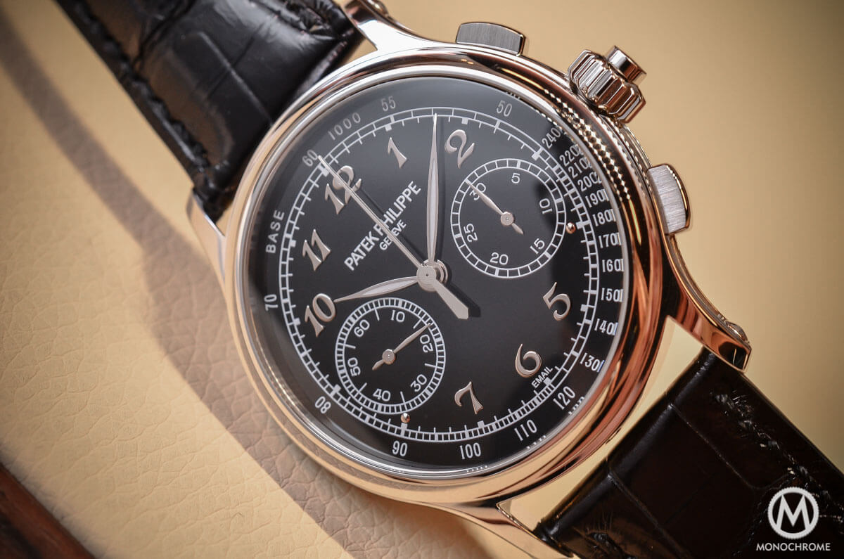 Patek Philippe Ref 5370 Split-Seconds Chronograph -  7