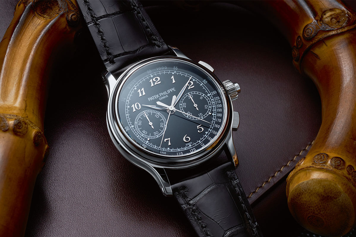 Patek Philippe Ref 5370 Split-Seconds Chronograph -  8