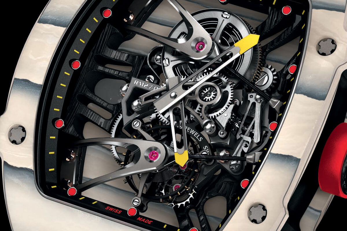 Richard Mille RM 27-02 Tourbillon Rafeal Nadal - 1