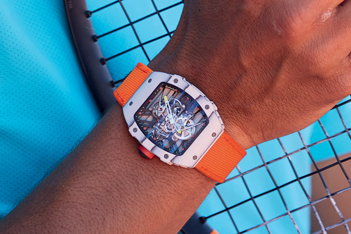 Richard Mille RM 27-02 Tourbillon Rafeal Nadal - 10