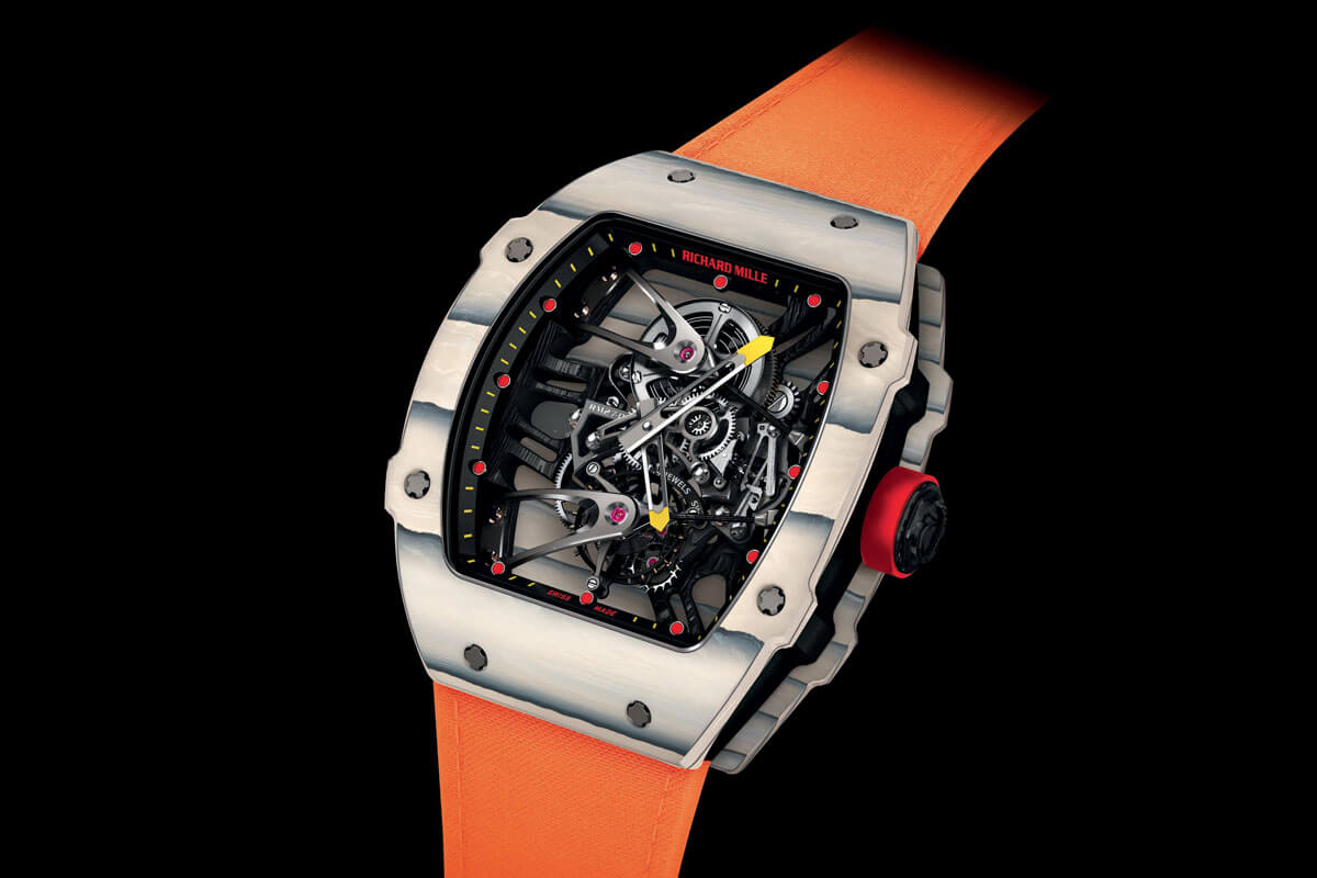 Introducing The Richard Mille Rm 27 02 Tourbillon Rafael Nadal