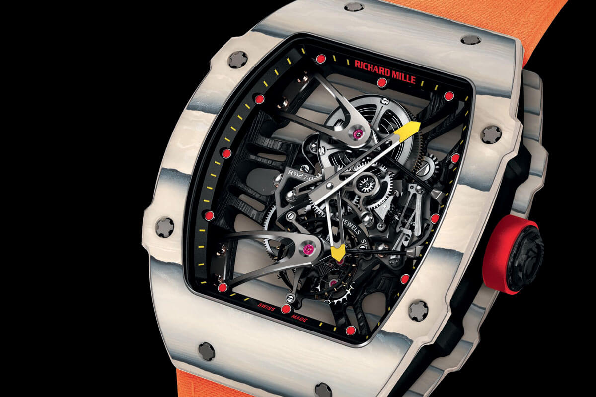 Richard Mille RM 27-02 Tourbillon Rafeal Nadal - 3