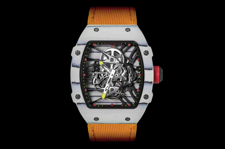 Richard Mille RM 27-02 Tourbillon Rafeal Nadal - 8