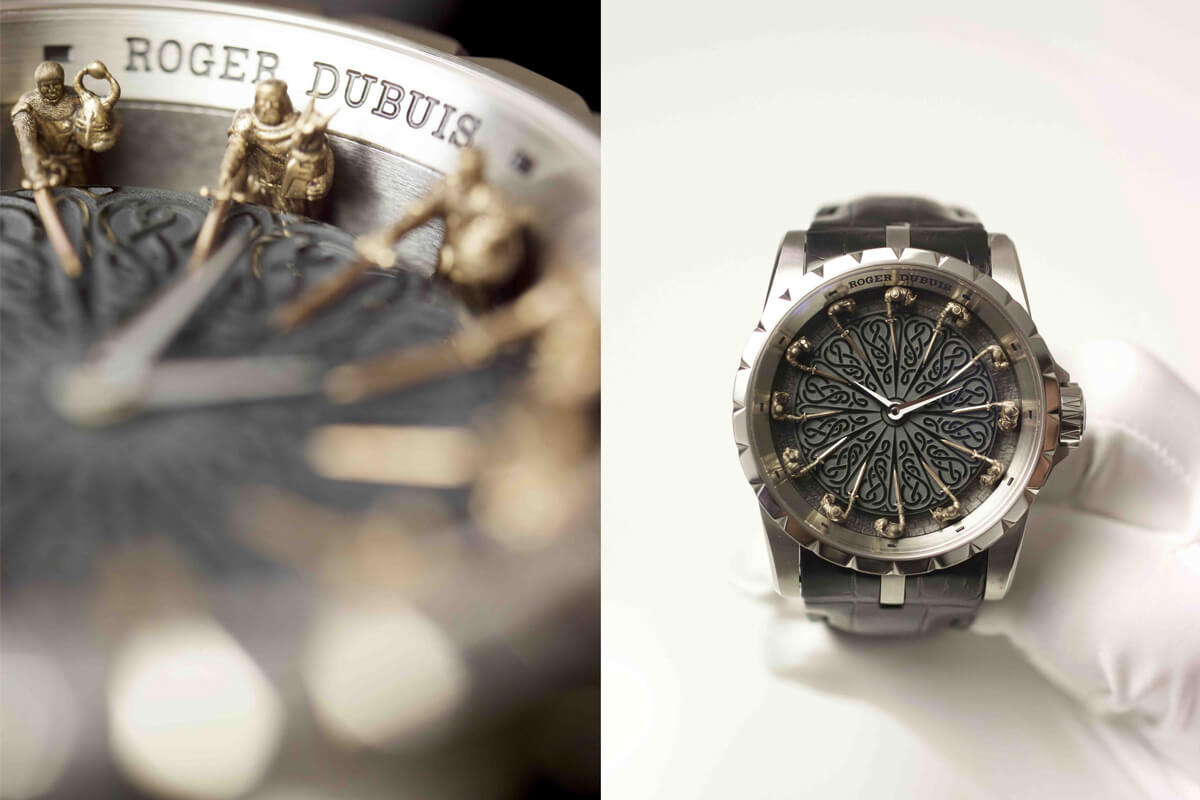 Roger Dubuis Knights of the Round Table II - 1